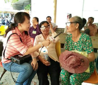 Mổ mắt tại Bệnh viện Nguyễn Trãi