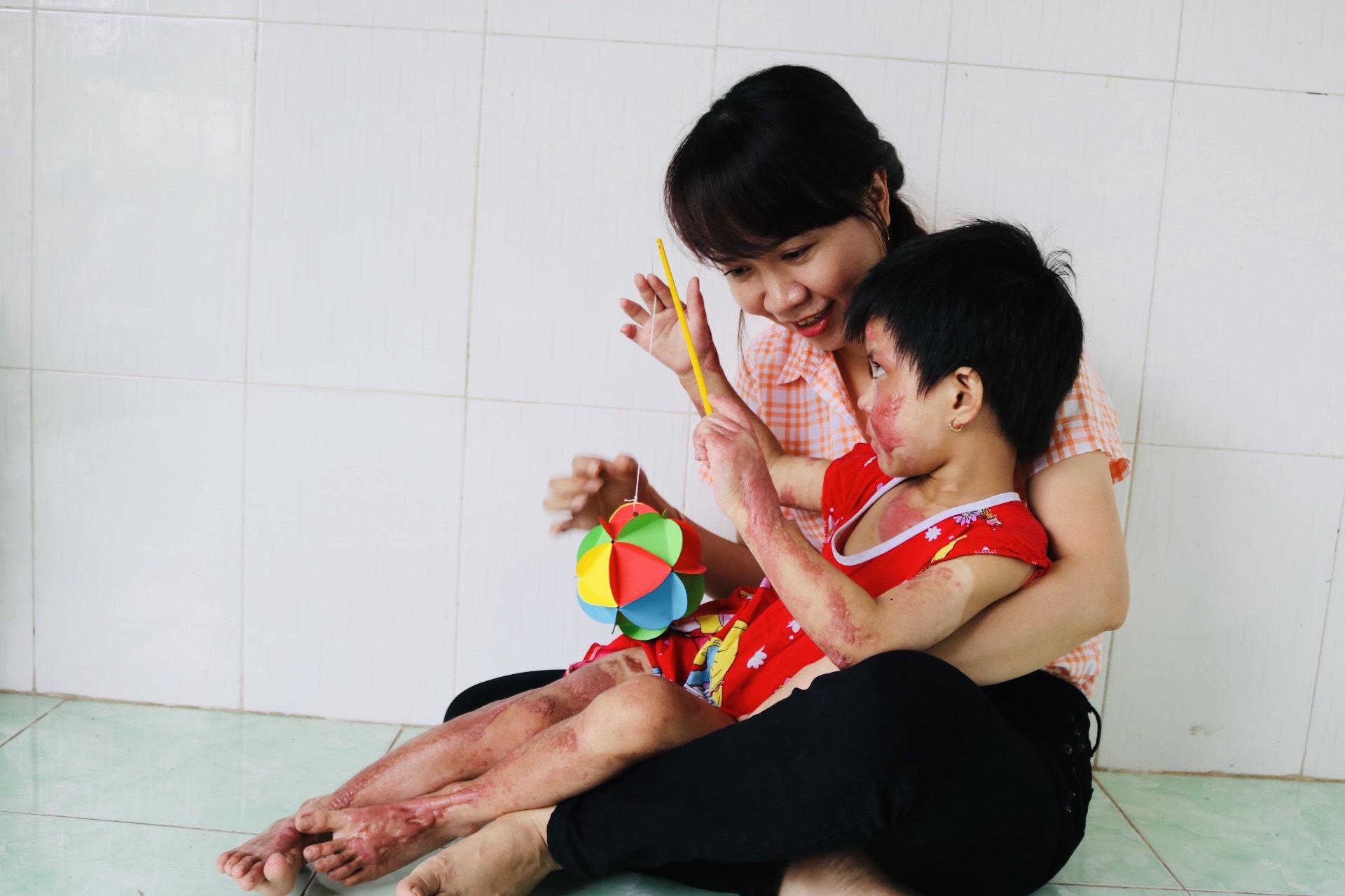 Gửi cô bé Thu Trang!