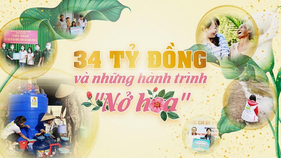 Radio Kỳ 492: 34 Tỷ Đồng Và Những Hành Trình Nở Hoa!