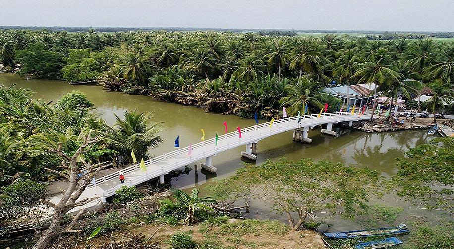 Cầu Khu 3- Tỉnh Trà Vinh